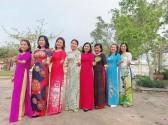 Hưởng ứng Tuần lễ áo dài